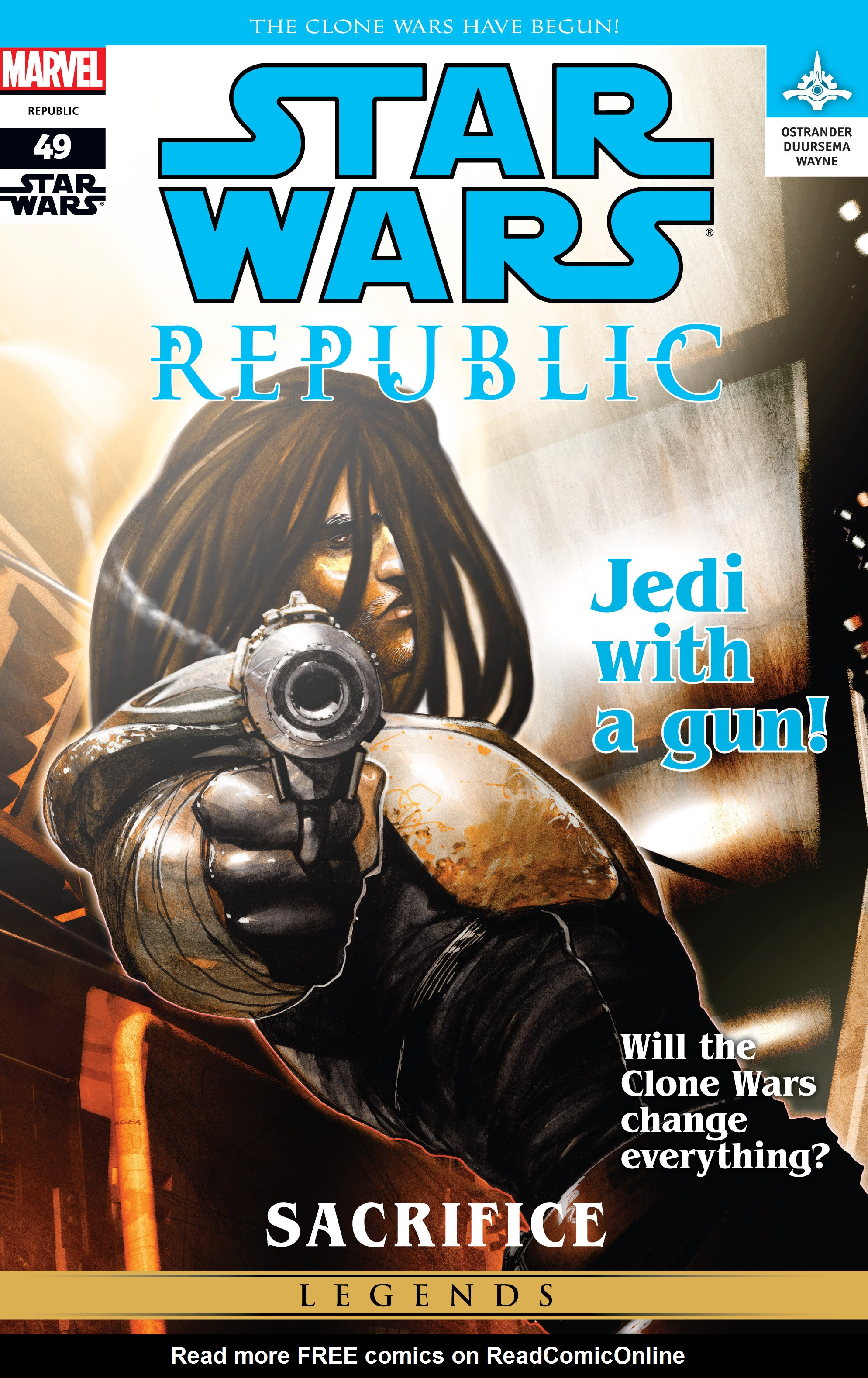Star Wars Legends Epic Collection: The Clone Wars chap 1 pic 6