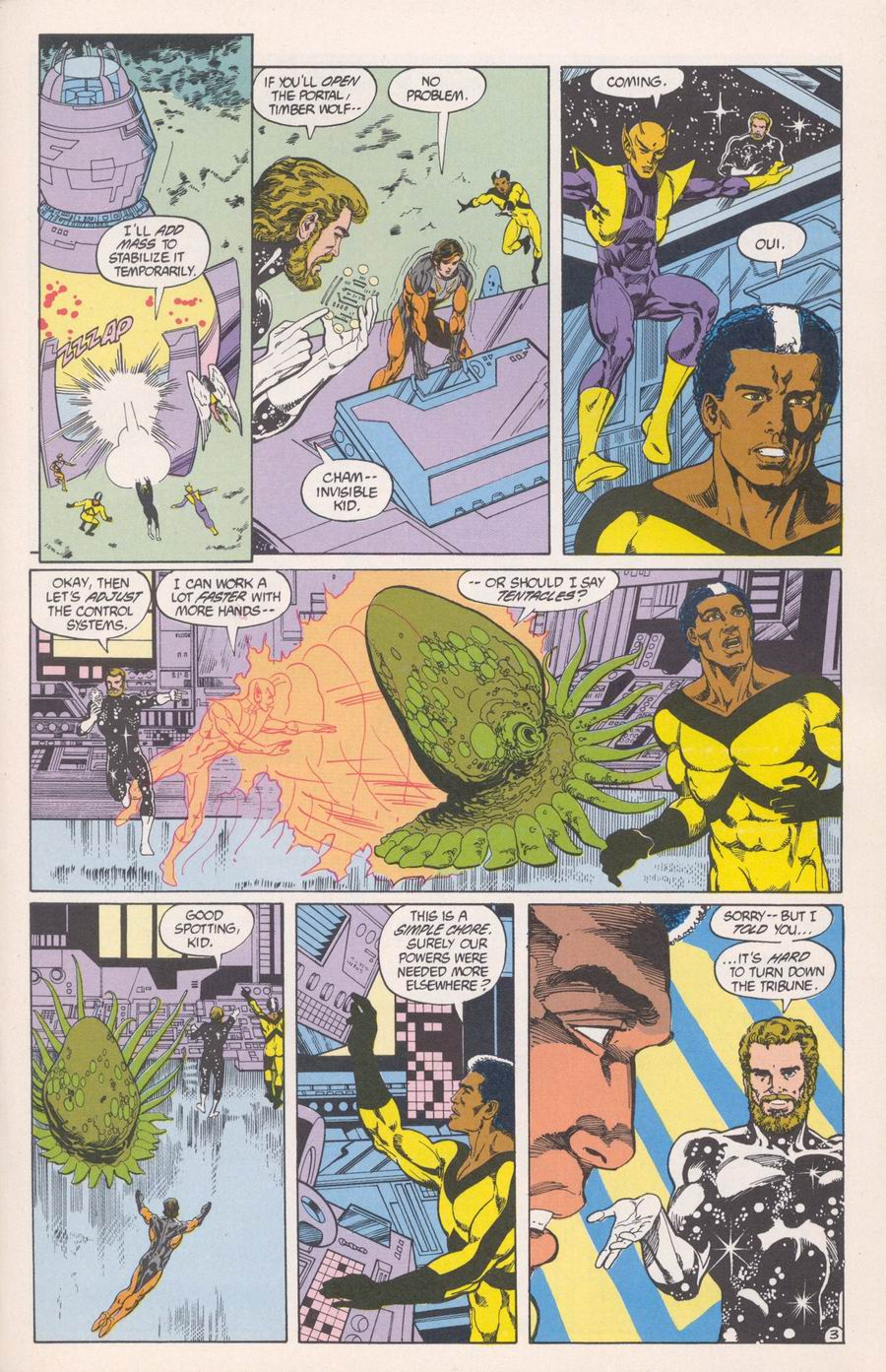 Tales of the Legion Issue #353 #40 - English 4