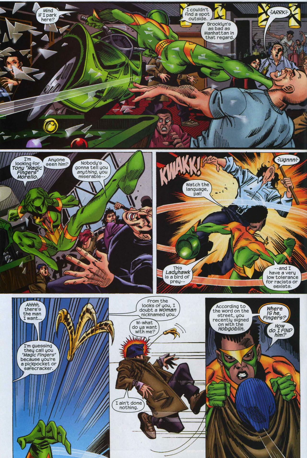 Amazing Spider-Girl #7 #24 - English 4