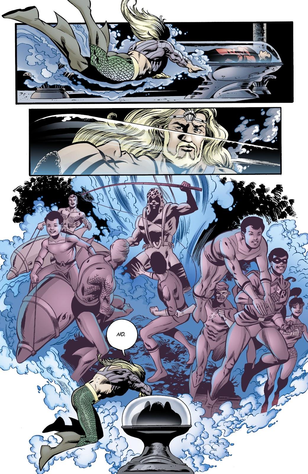 Aquaman (1994) Issue #74 #80 - English 12