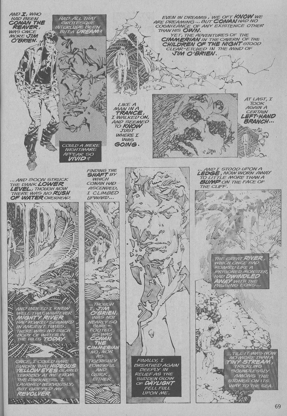 The Savage Sword Of Conan Issue #6 #7 - English 61