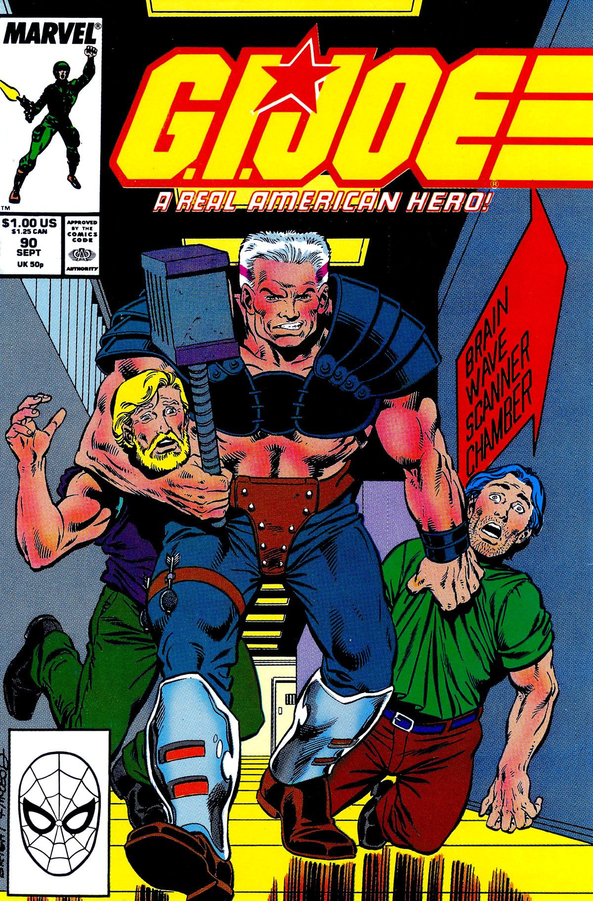G.I. Joe: A Real American Hero 90 Page 1