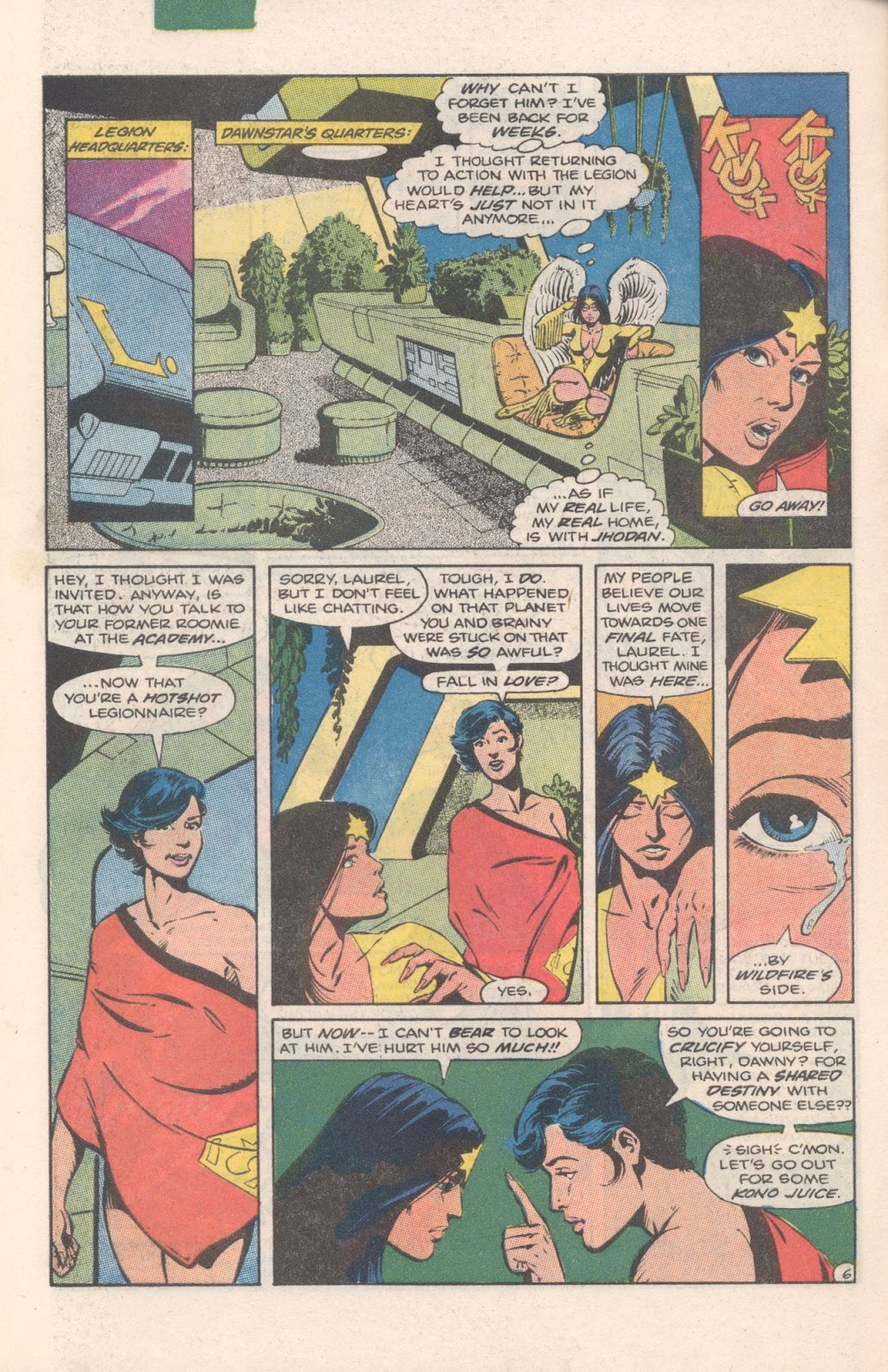Tales of the Legion Issue #324 #11 - English 7