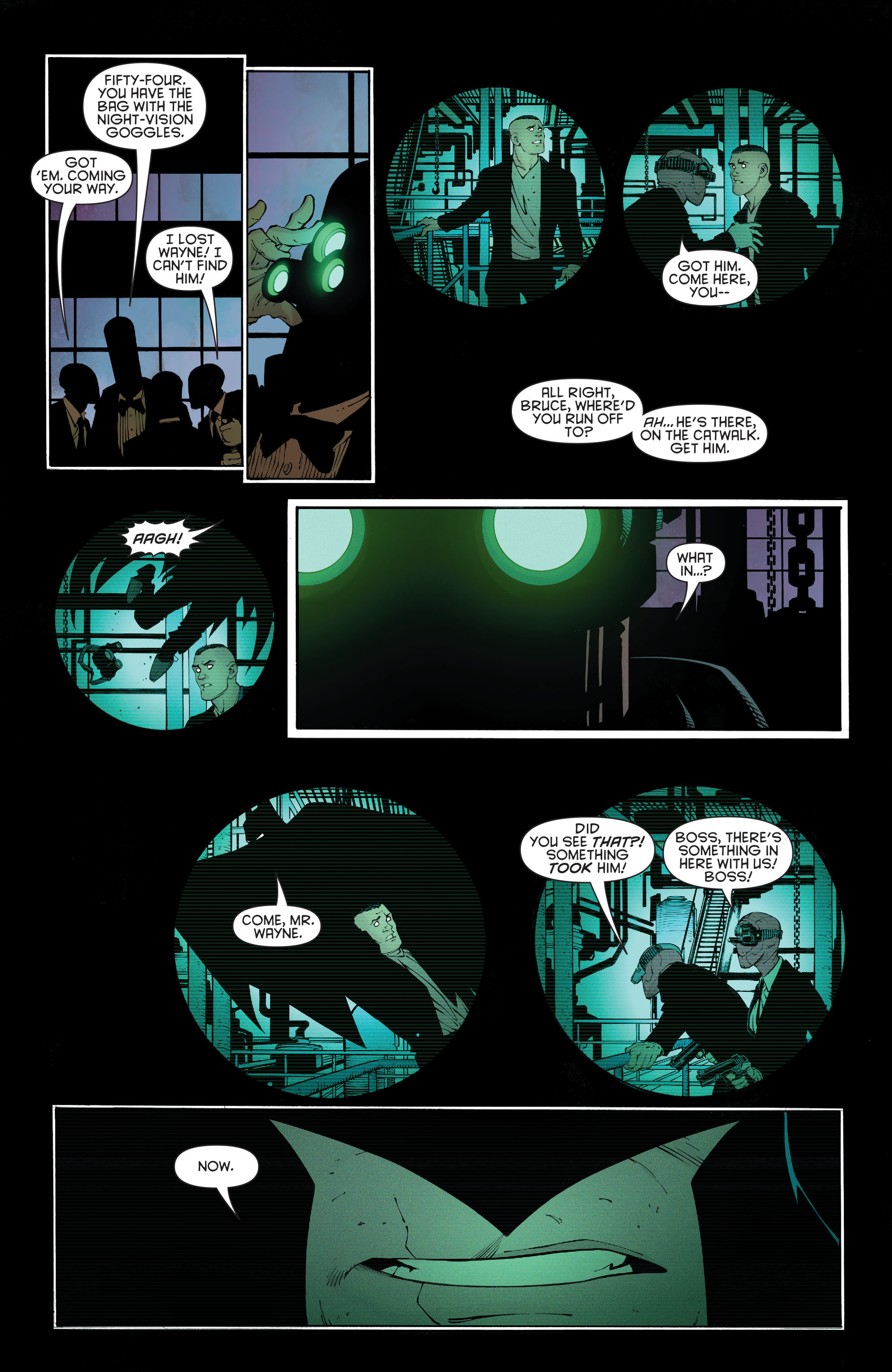 DC Comics: Zero Year chap tpb pic 32