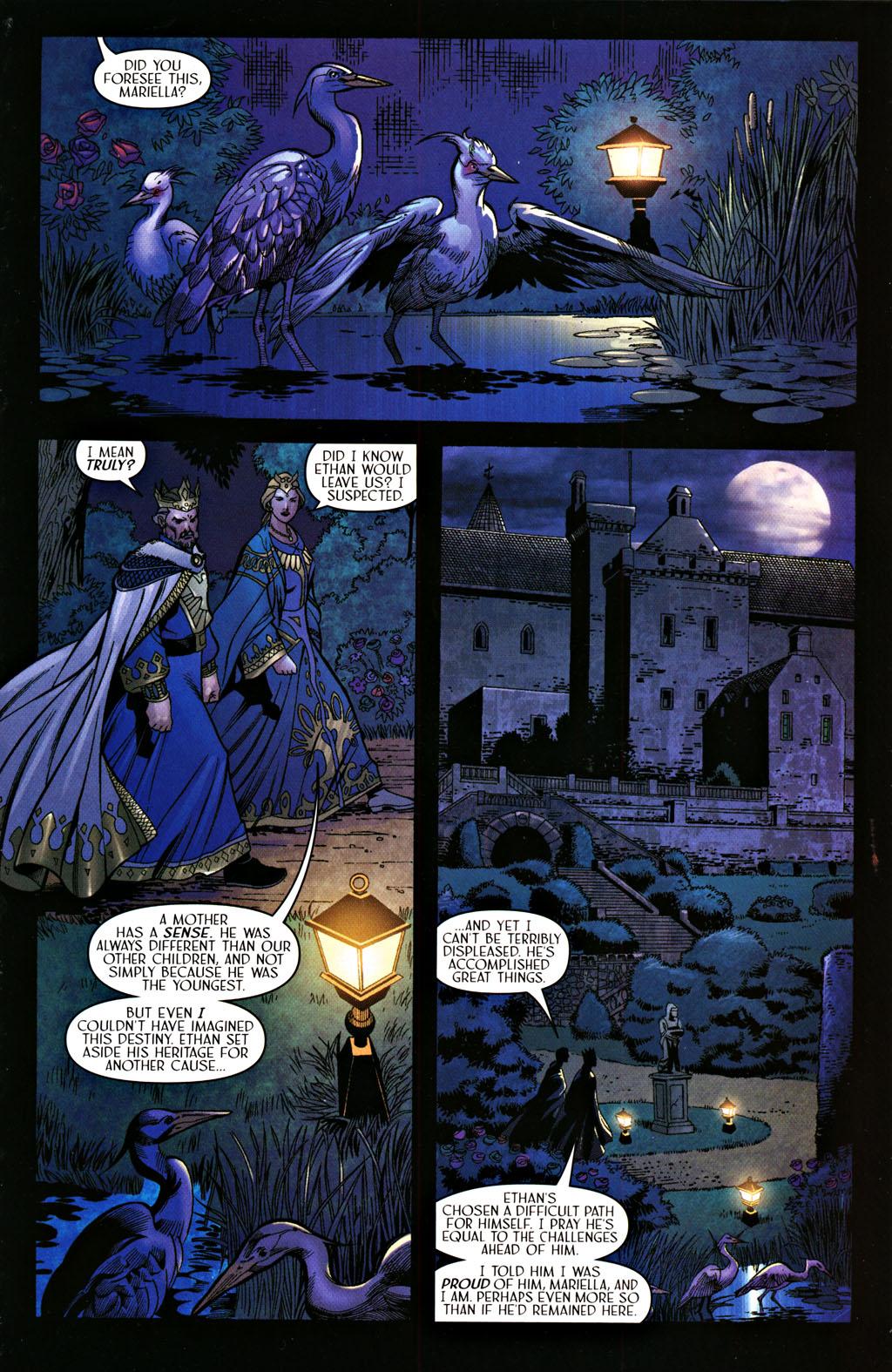 Read online Scion comic -  Issue #28 - 19