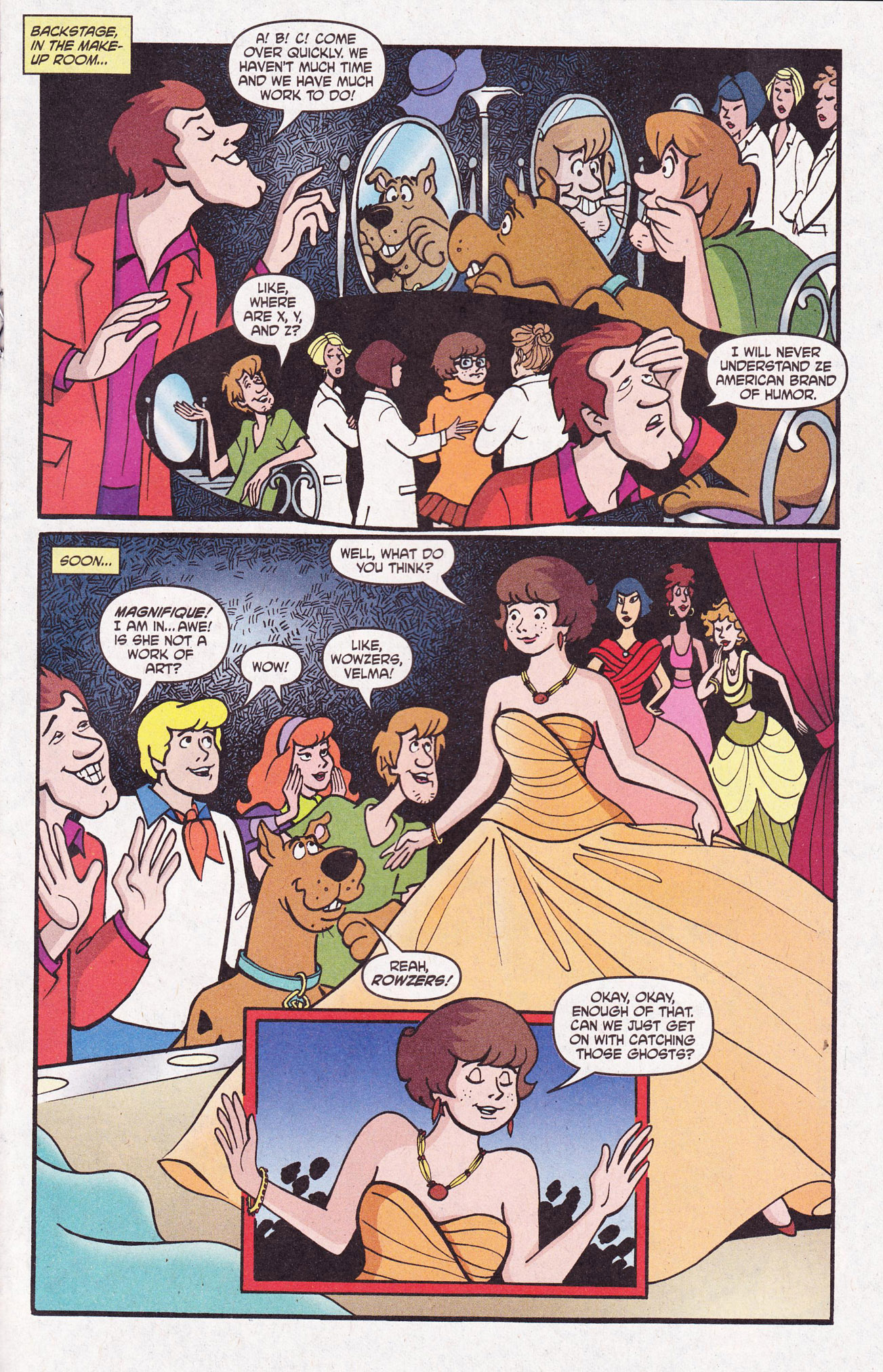 Read online Scooby-Doo (1997) comic -  Issue #131 - 19
