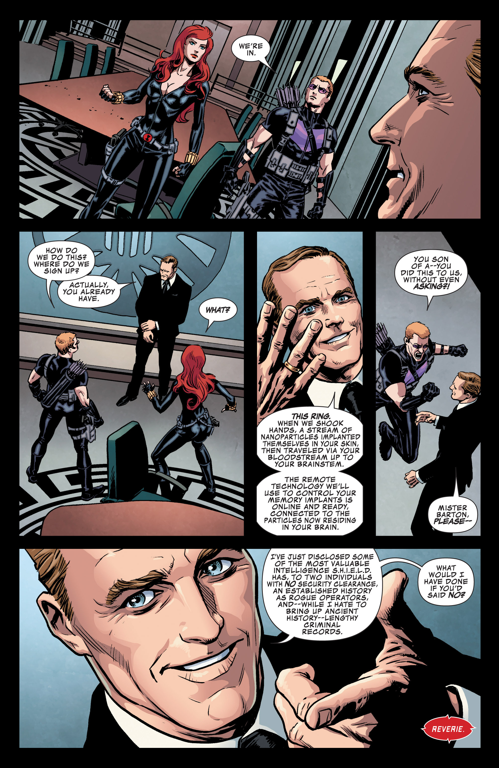 Read online Secret Avengers (2013) comic -  Issue #1 - 13