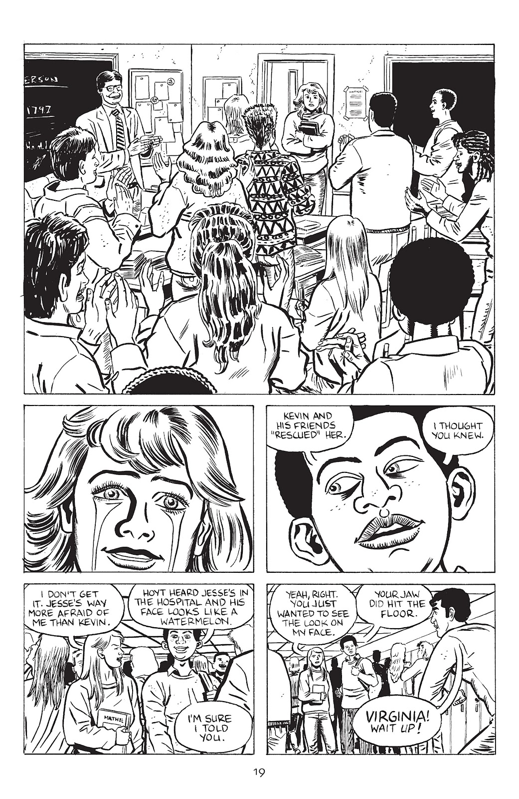 Stray Bullets Issue #37 #37 - English 21