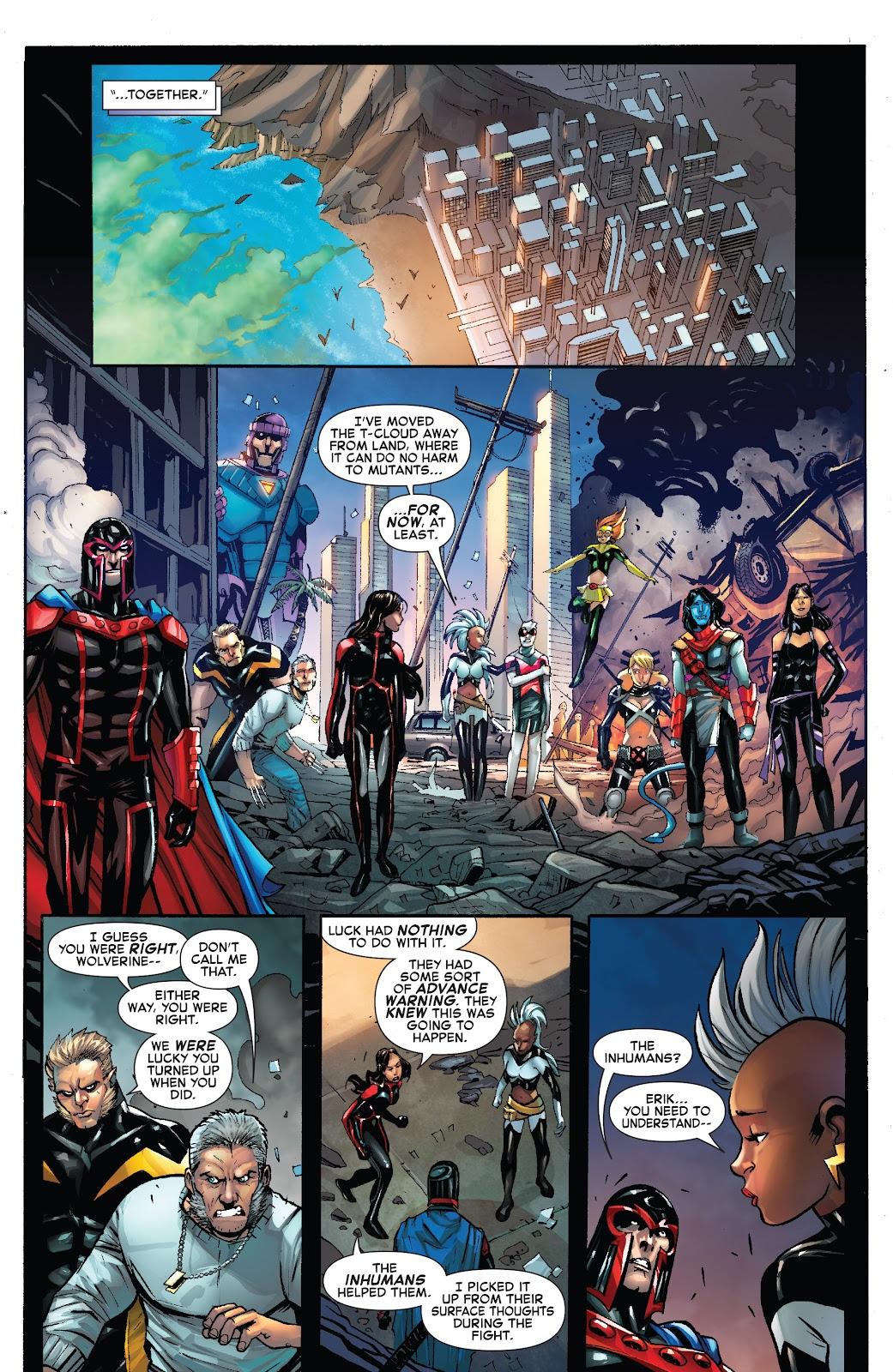 Civil War II: X-Men Issue #1 #1 - English 19