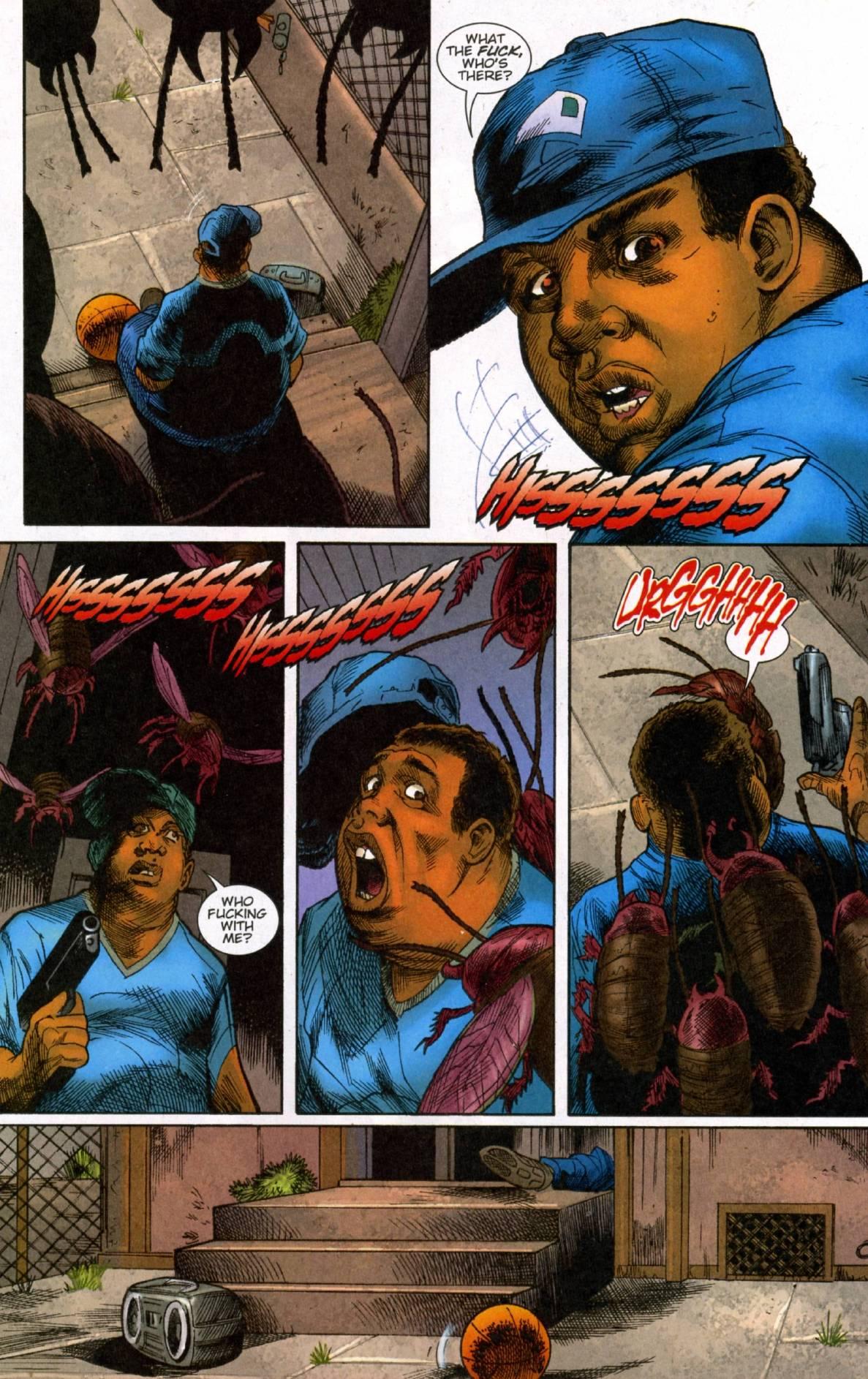 The Exterminators 19 Page 8