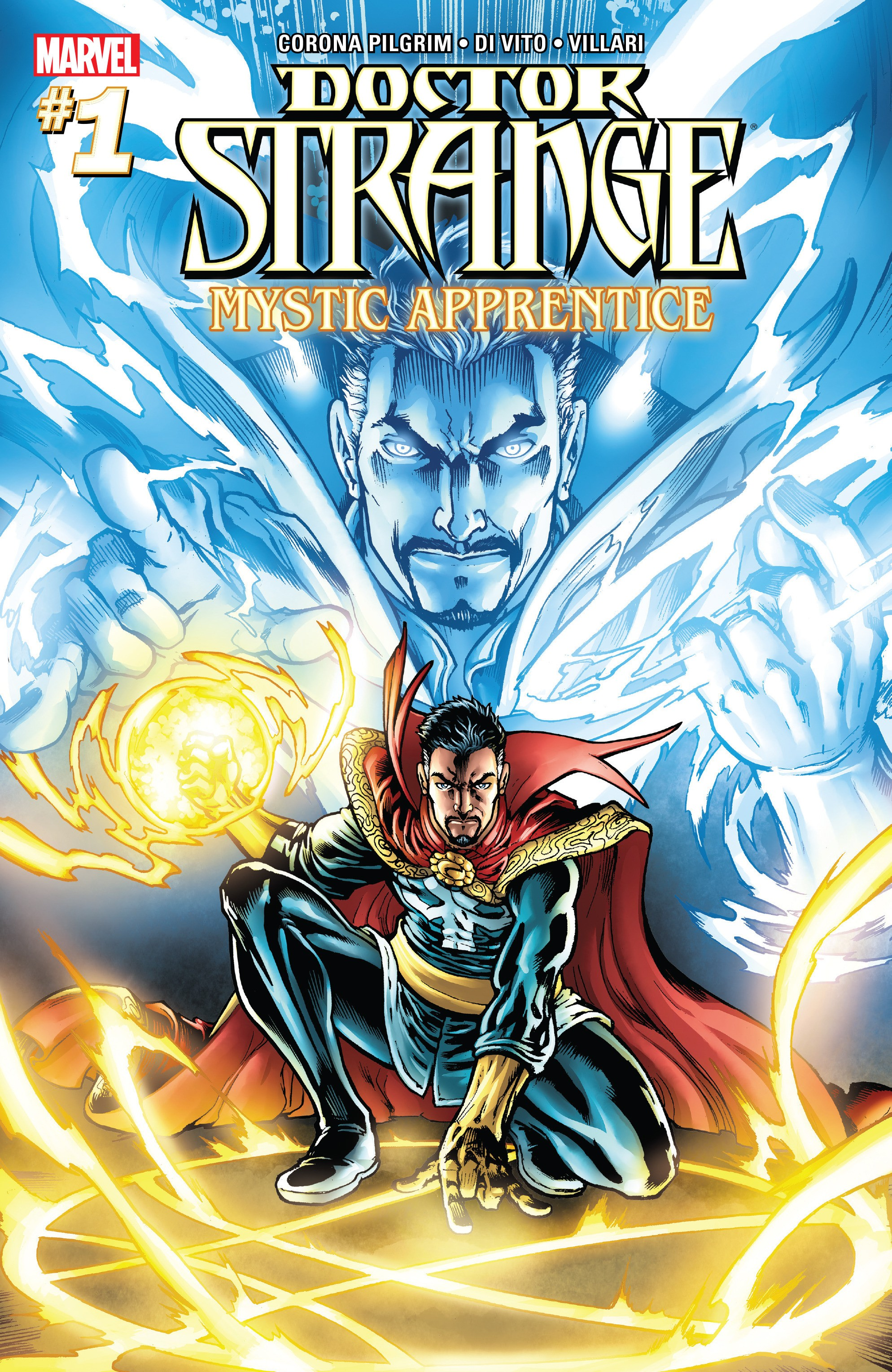 Doctor Strange: Mystic Apprentice  1 Page 1