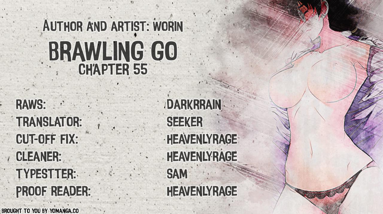 Brawling Go 55