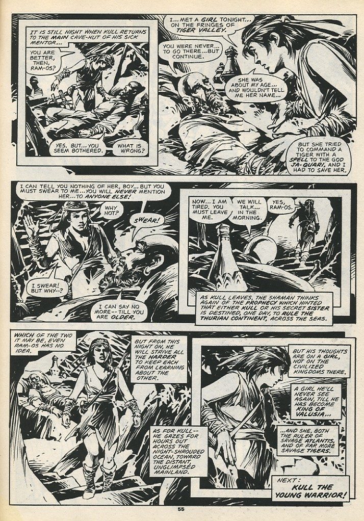 The Savage Sword Of Conan Issue #192 #193 - English 57