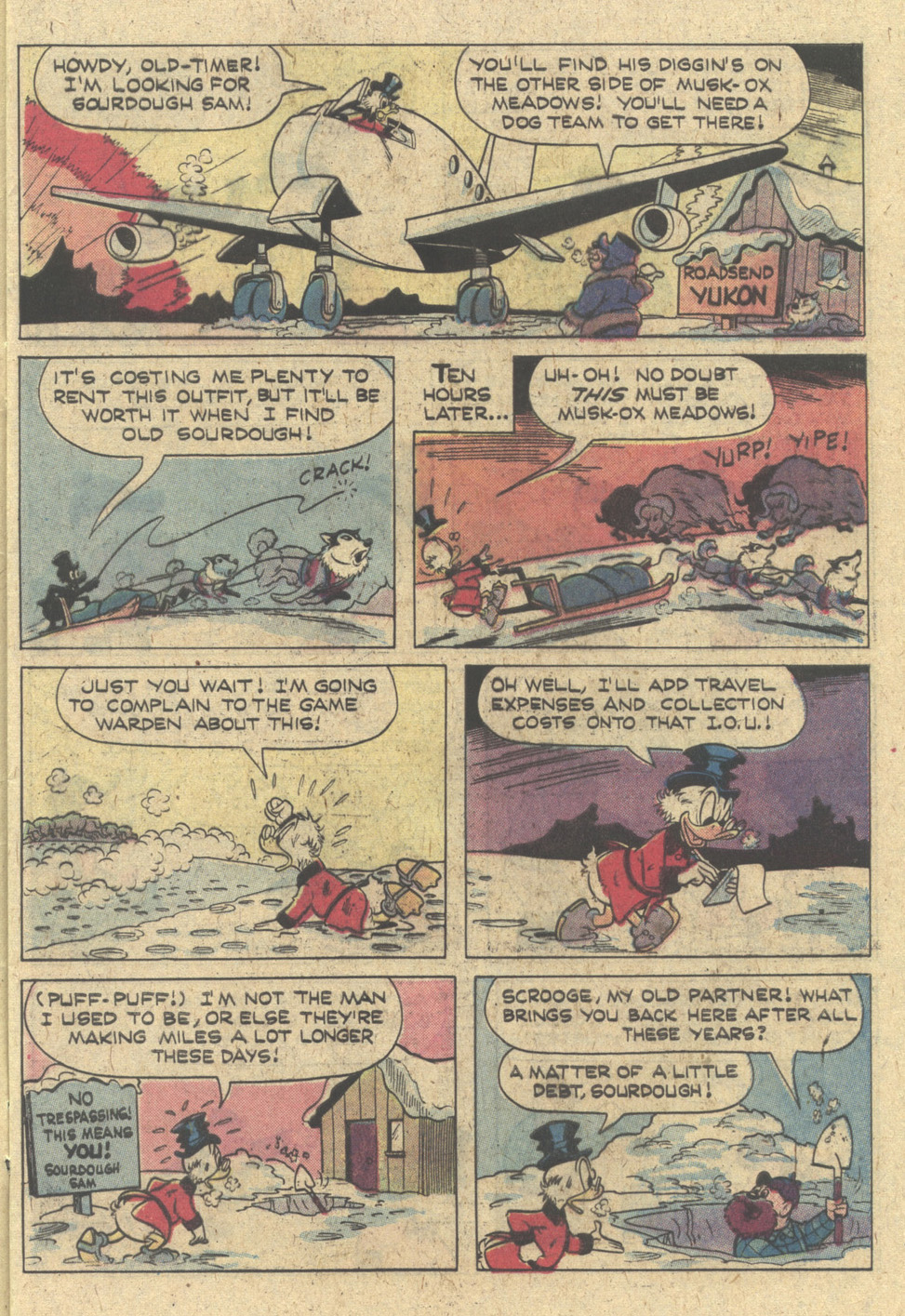 Uncle Scrooge (1953) Issue #170 #170 - English 5