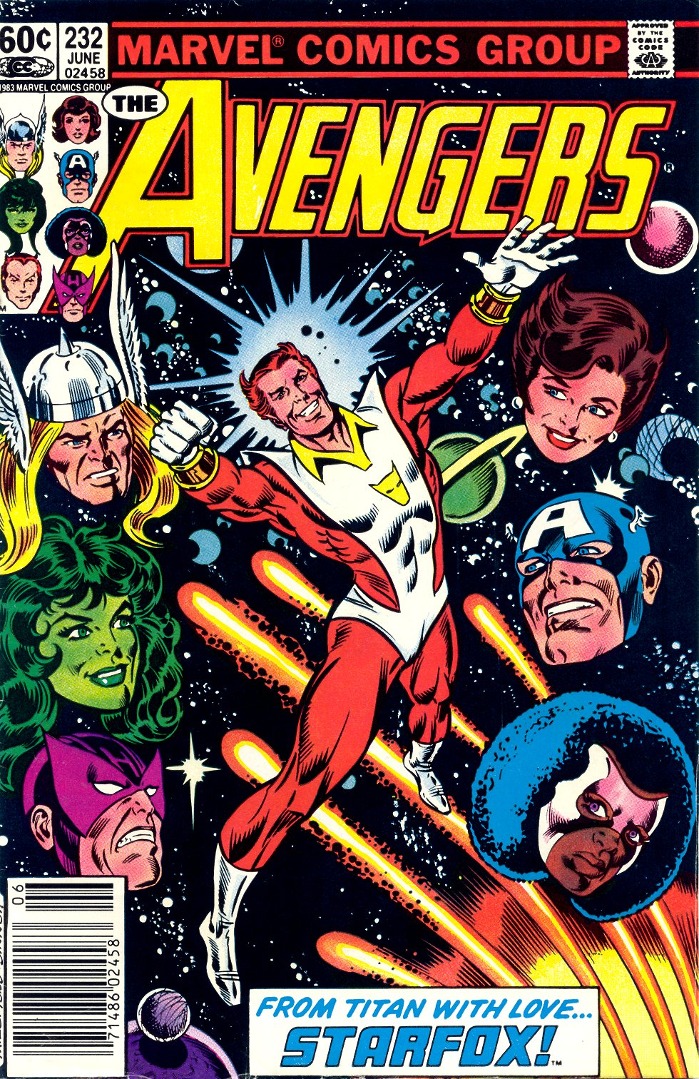 The Avengers (1963) 232 Page 1
