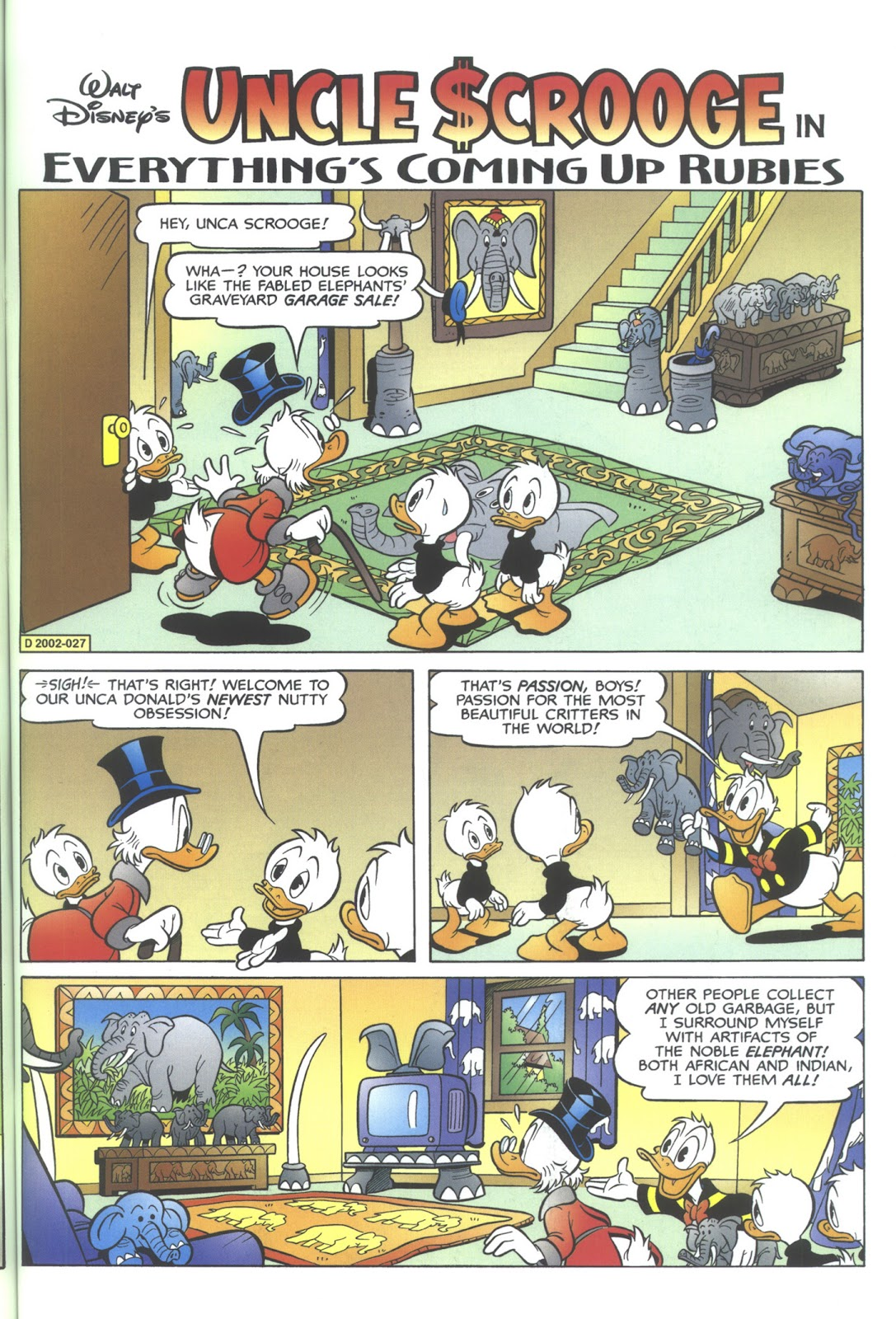Uncle Scrooge (1953) Issue #356 #356 - English 51