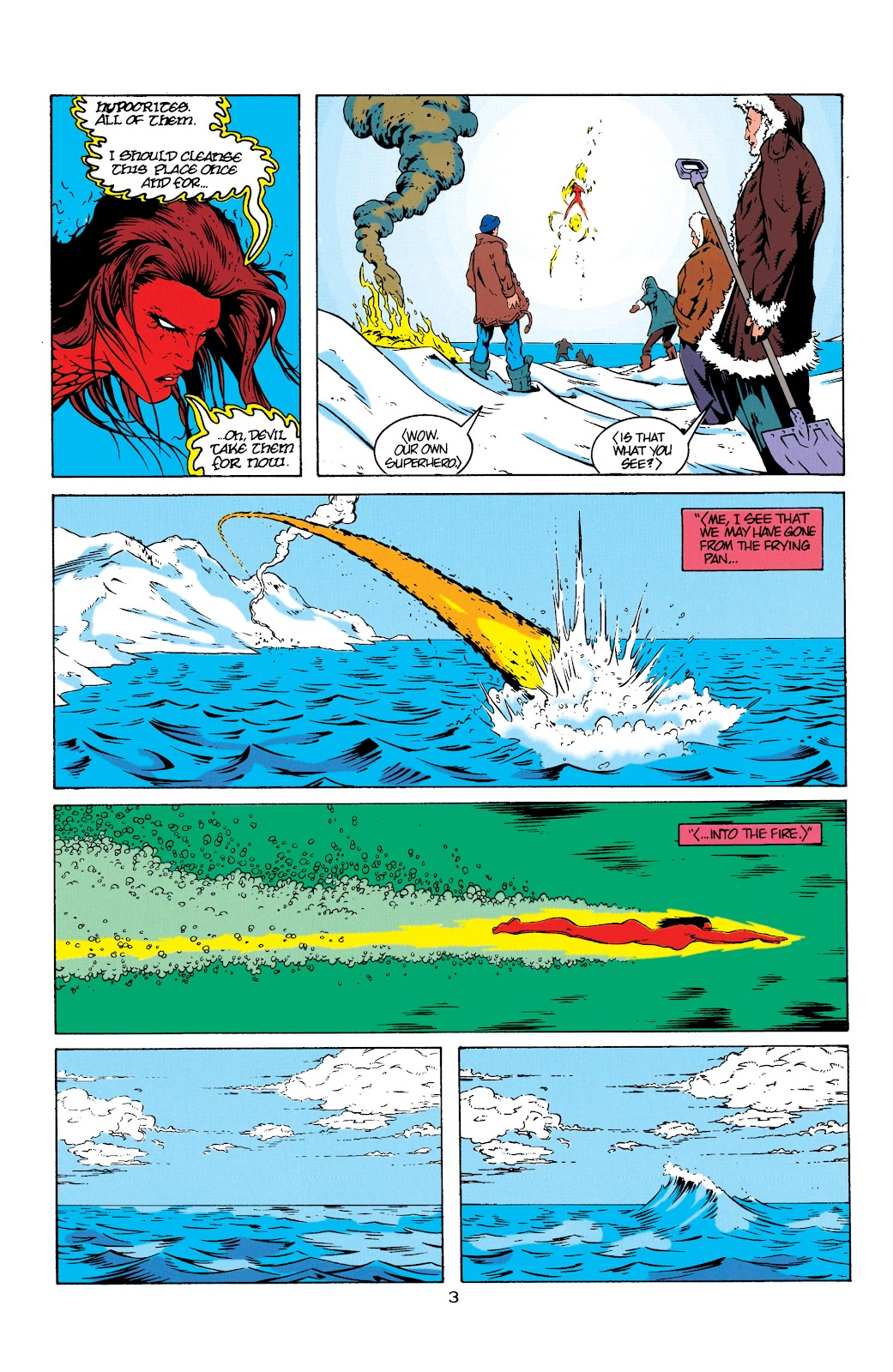 Aquaman (1994) Issue #8 #14 - English 4