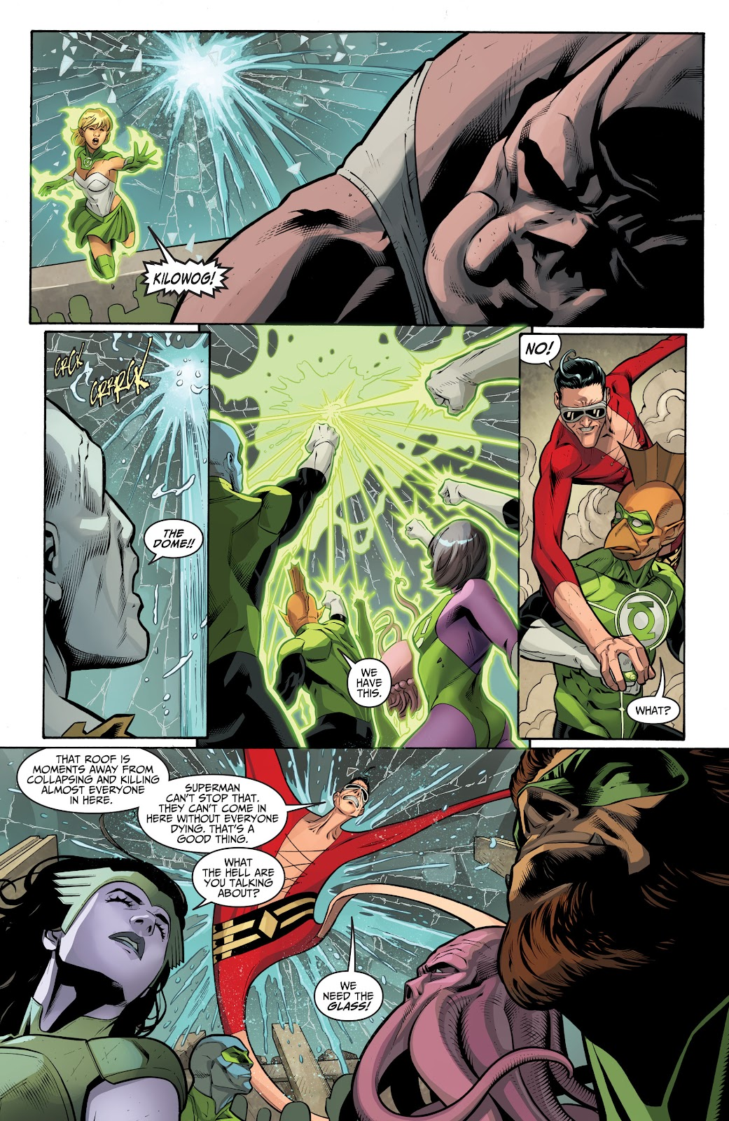 Injustice: Gods Among Us Year Four _Annual 1 #1 - English 33