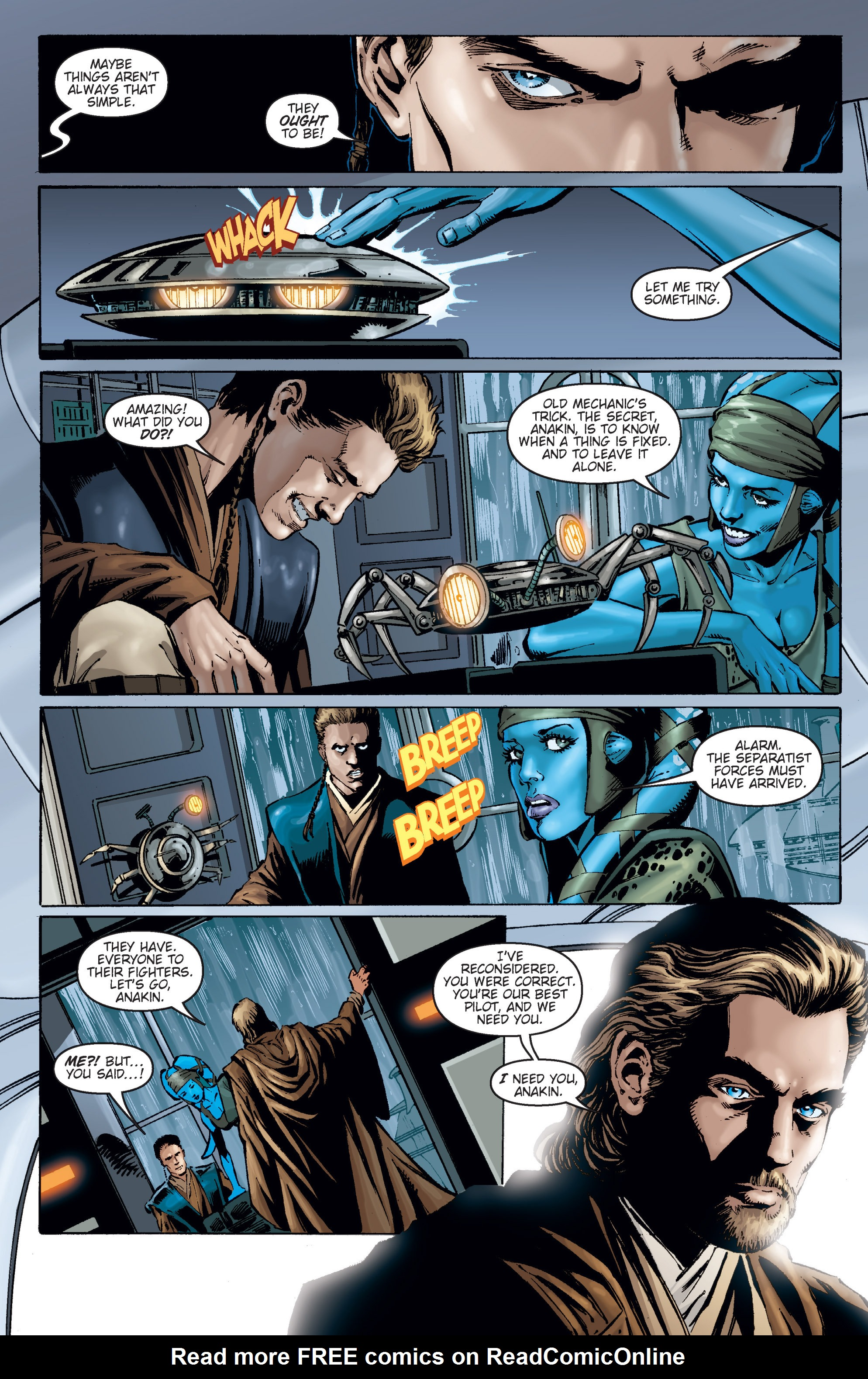Star Wars Legends Epic Collection: The Clone Wars chap 1 pic 50