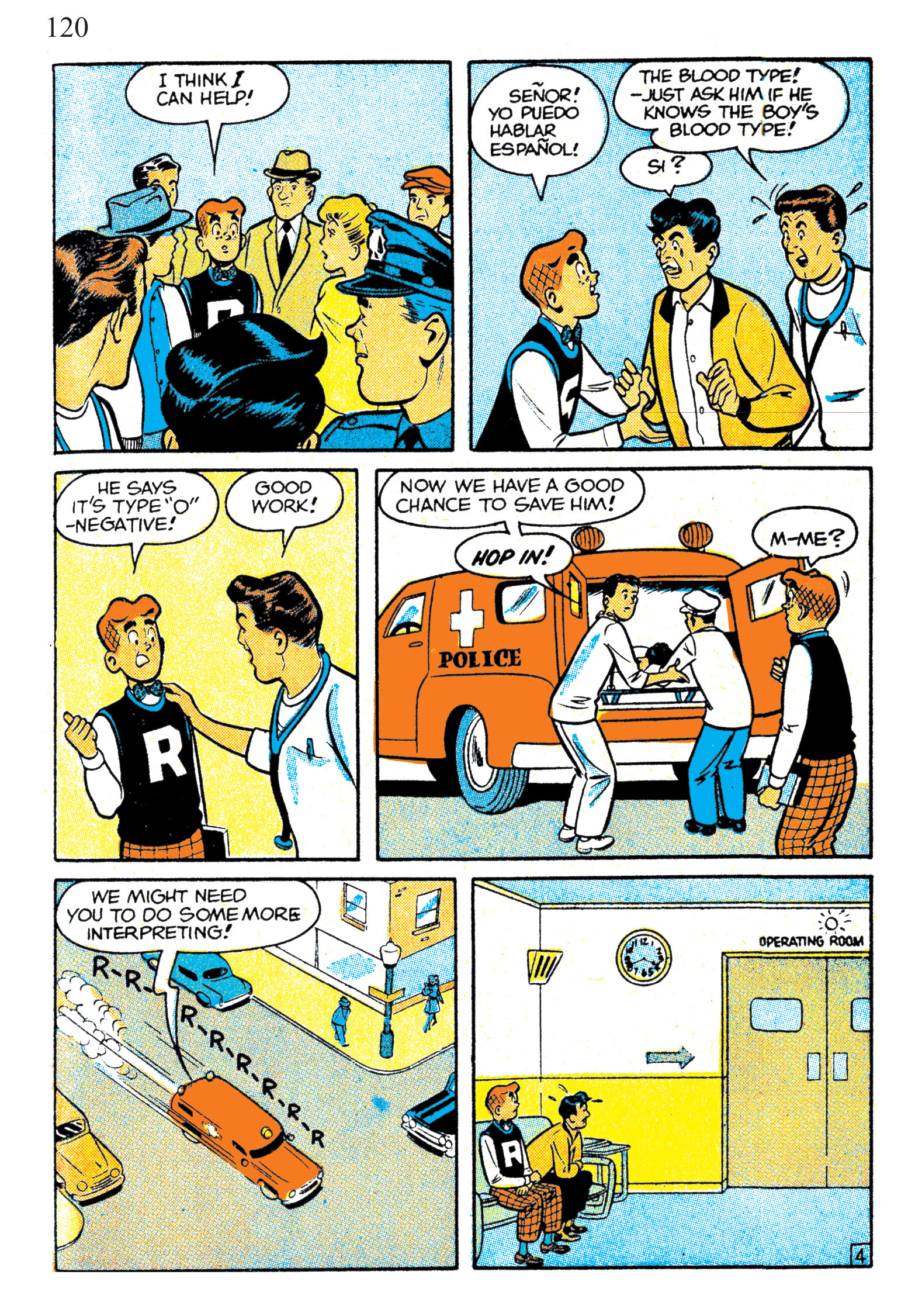 Read online The Best of Archie Comics comic -  Issue # TPB 1 (Part 1) - 117