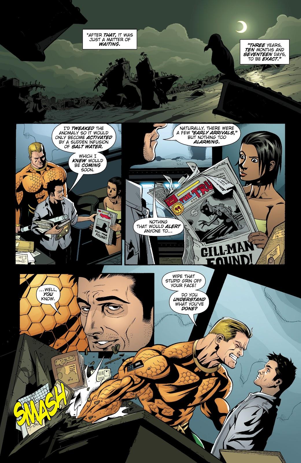 Aquaman (2003) Issue #19 #19 - English 15