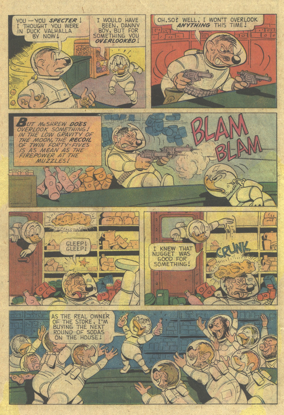 >Uncle Scrooge (1953) Iss #288 - English 22