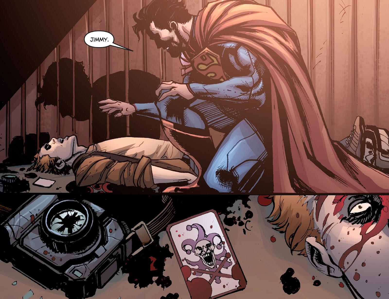 Injustice: Gods Among Us [I] Issue #2 #3 - English 4