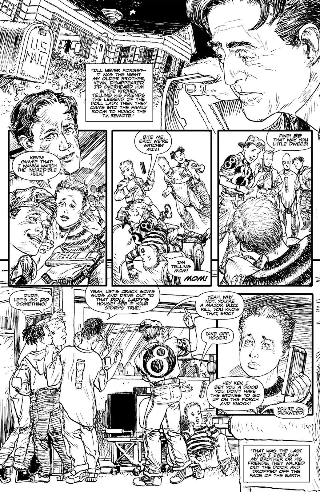 Creepy (2009) Issue #4 #4 - English 8