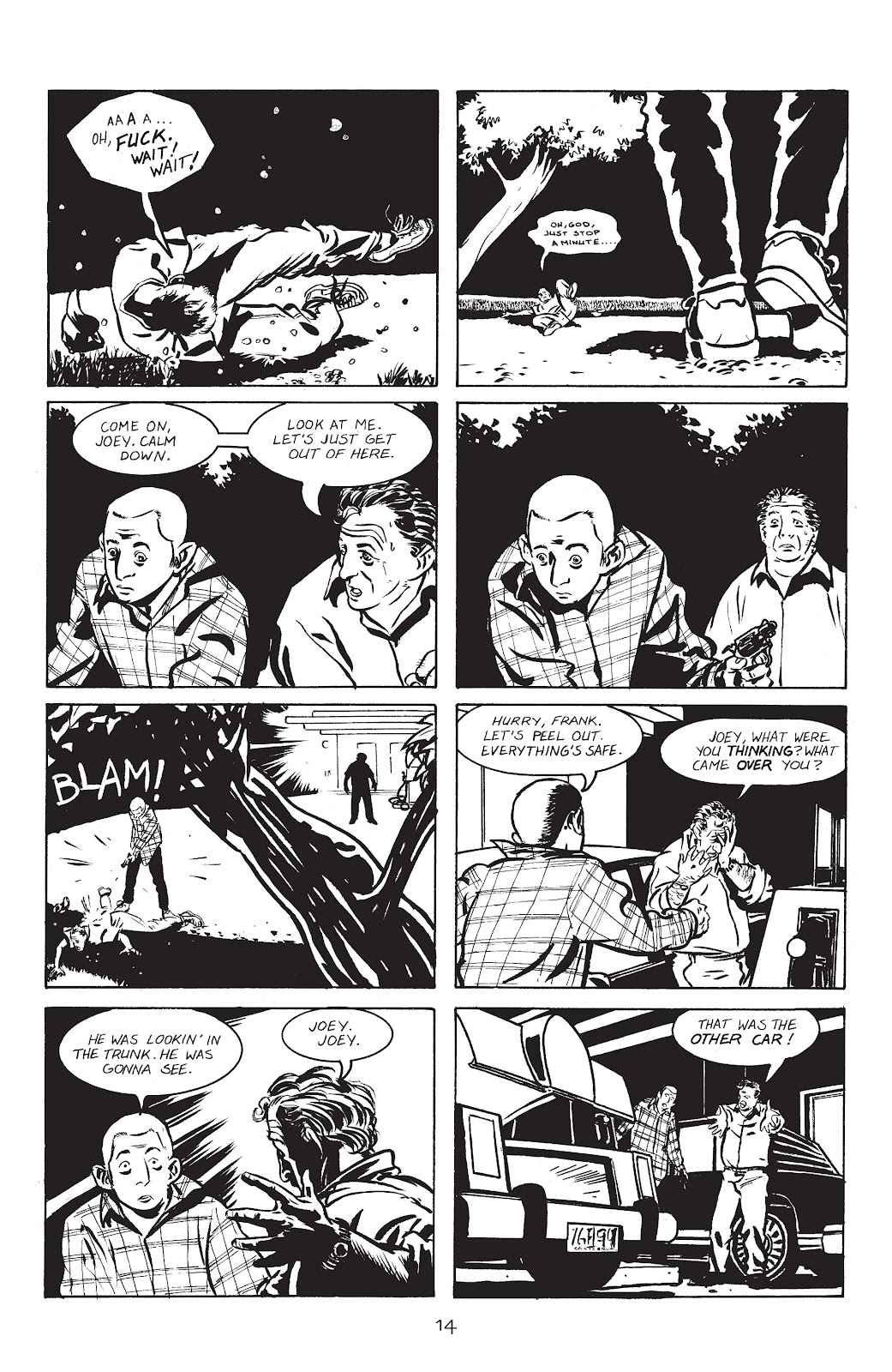 Stray Bullets Issue #1 #1 - English 17