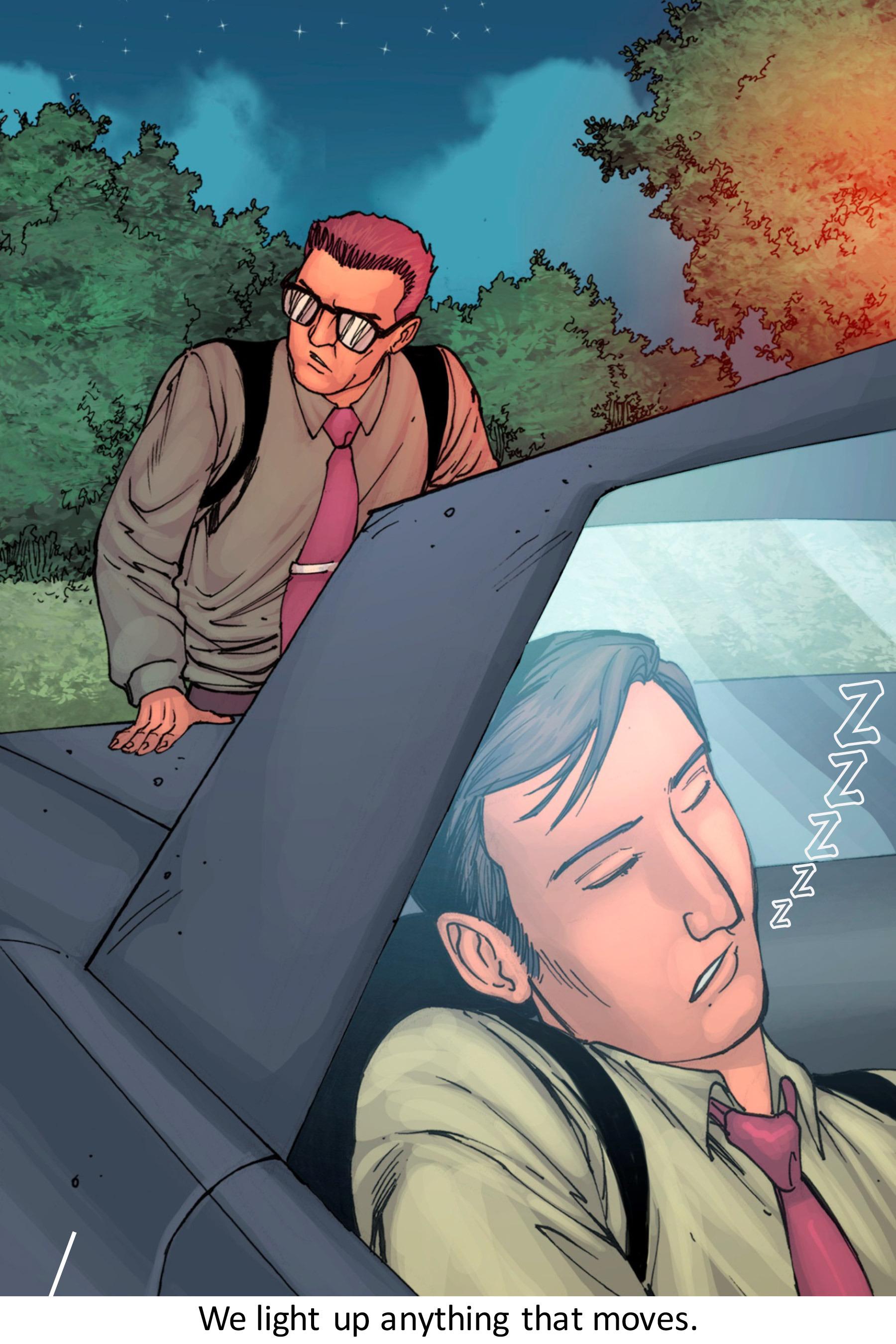 Read online Z-Men comic -  Issue #3 - 71