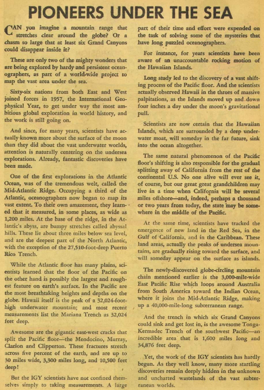 Aquaman (1962) Issue #5 #5 - English 22