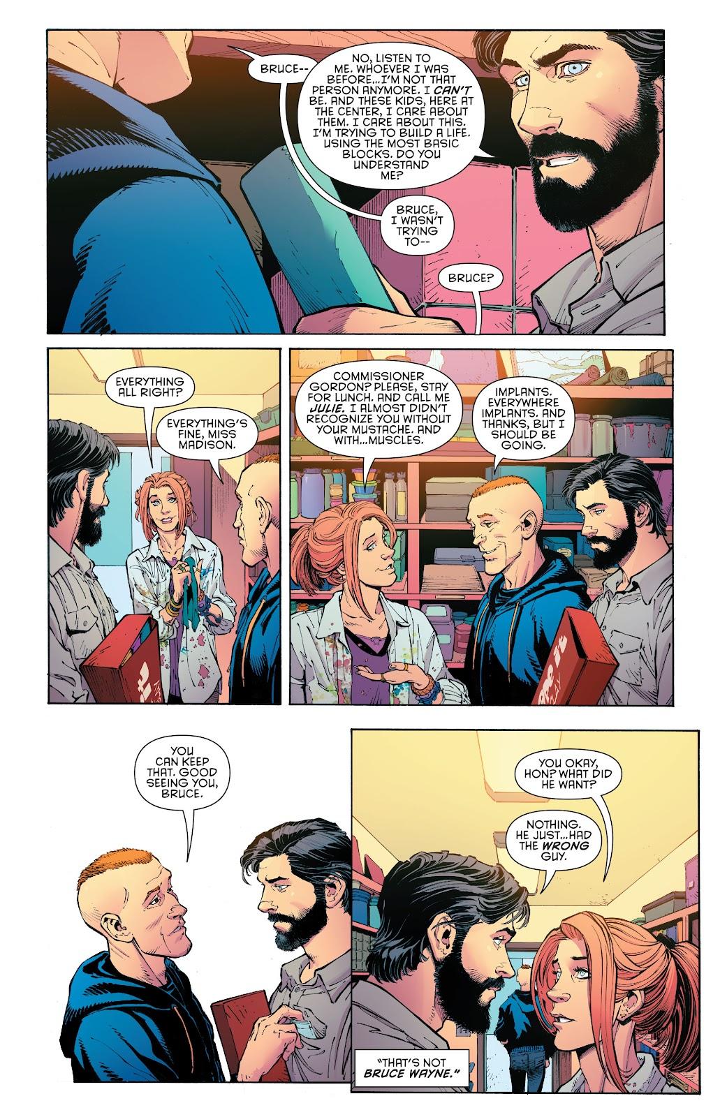 Batman (2011) Issue #43 #62 - English 7