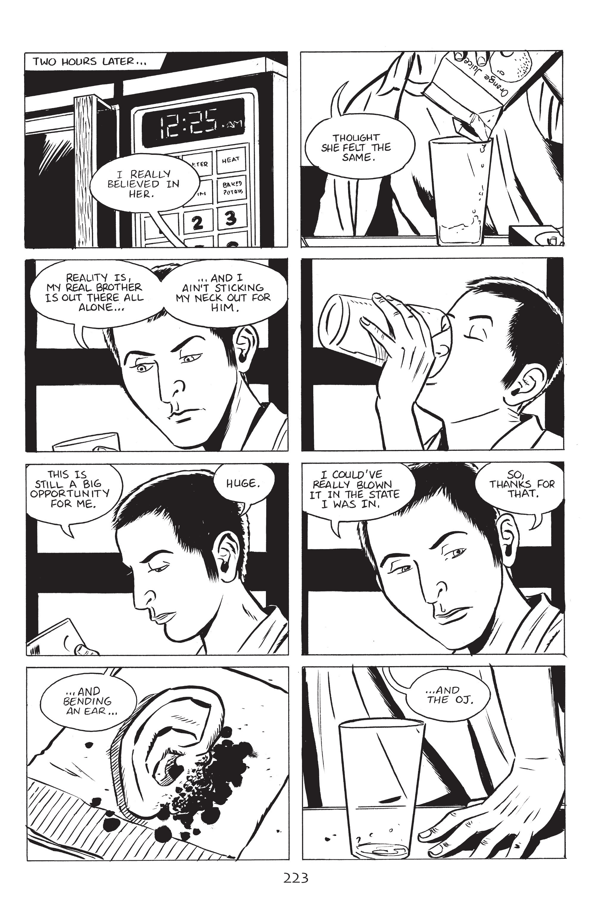 Read online Stray Bullets: Sunshine & Roses comic -  Issue #8 - 29