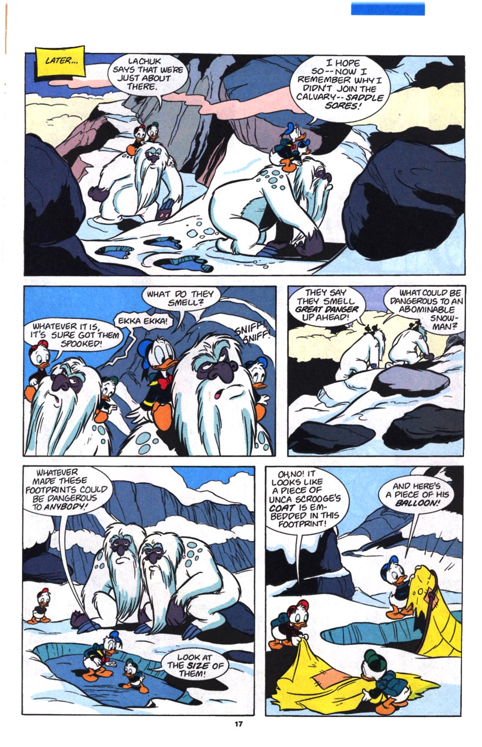 Uncle Scrooge (1953) Issue #257 #257 - English 19