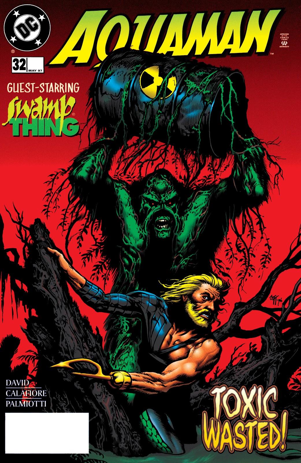 Aquaman (1994) Issue #32 #38 - English 1