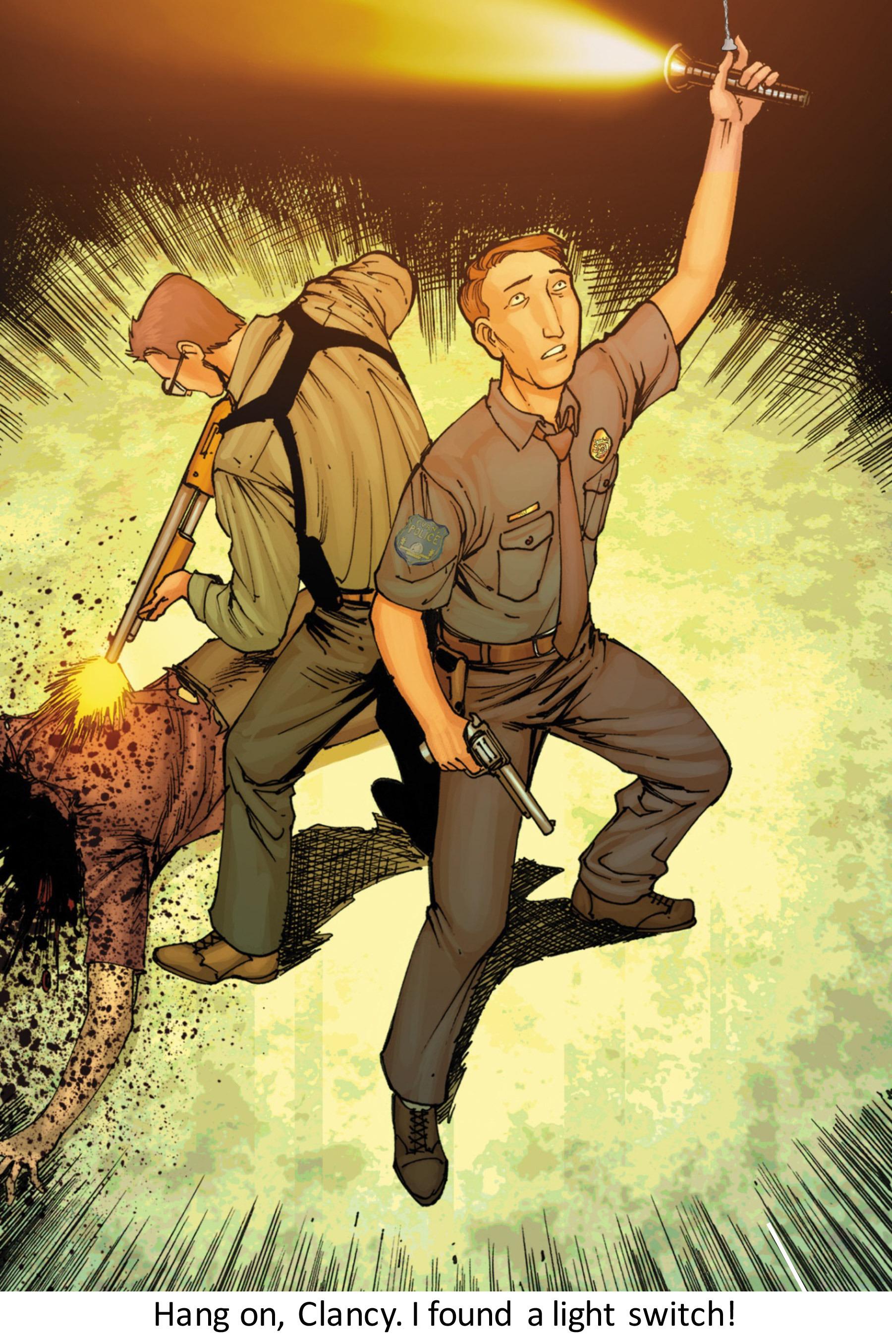 Read online Z-Men comic -  Issue #3 - 79