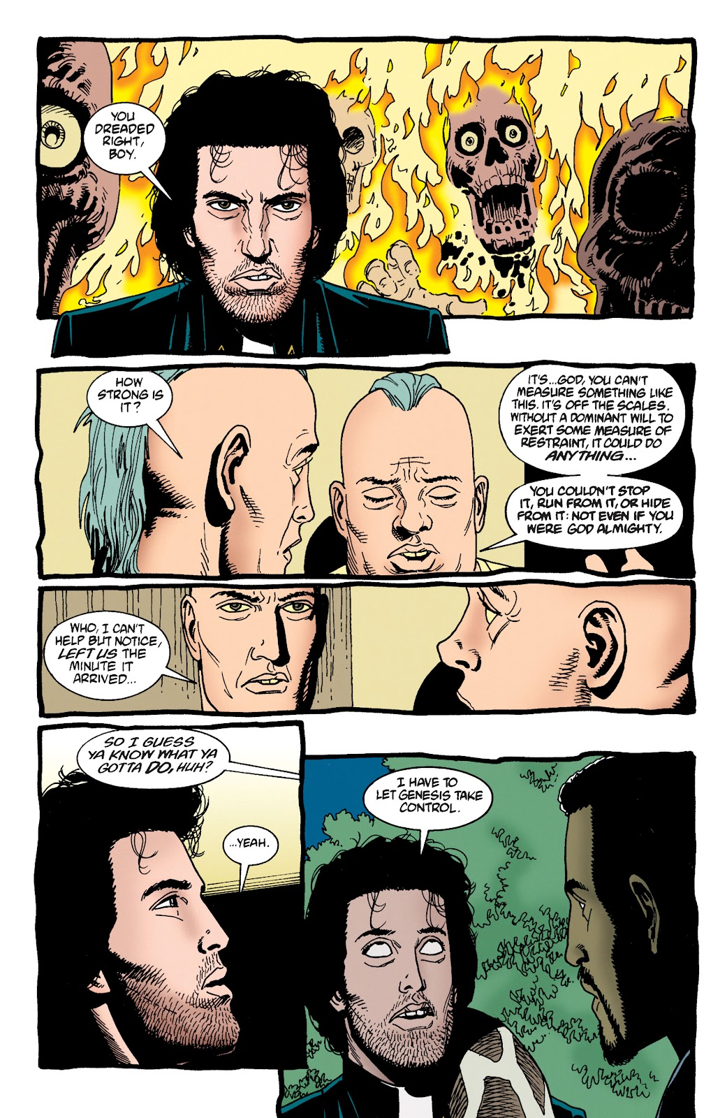 Preacher Issue #32 #41 - English 22