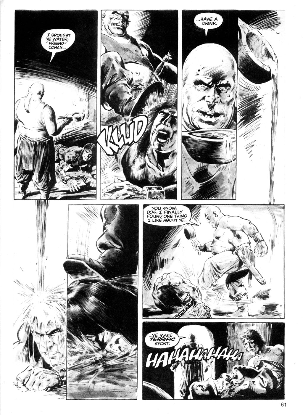 The Savage Sword Of Conan Issue #91 #92 - English 57