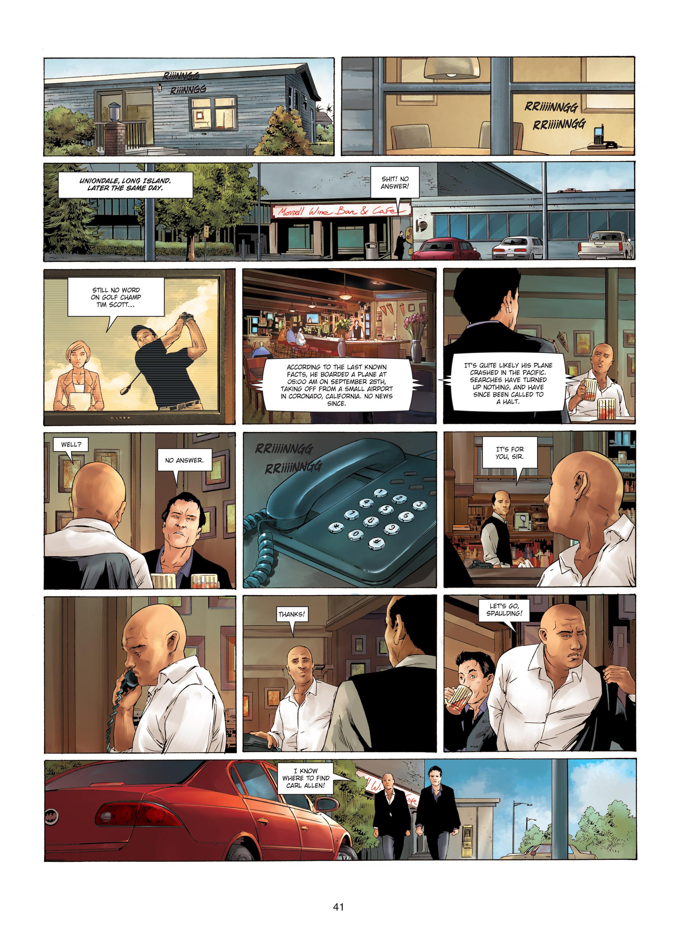 Promethee #6 #14 - English 38