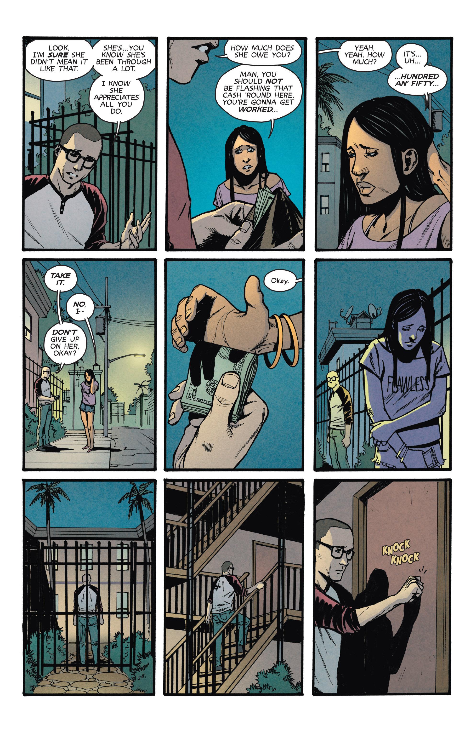 Read online Glitterbomb comic -  Issue #2 - 14