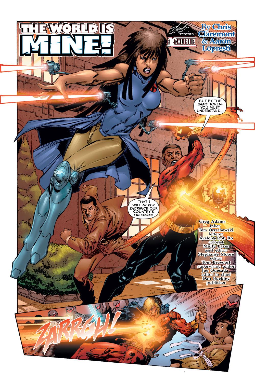 Excalibur (2004) Issue #13 #13 - English 3