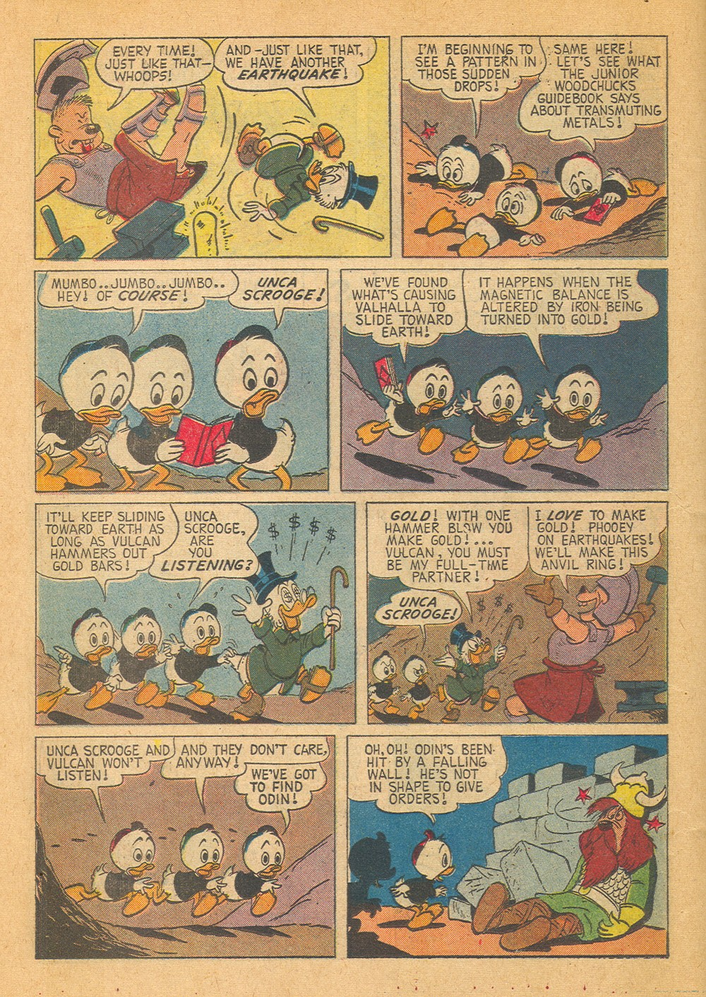 Uncle Scrooge (1953) Issue #34 #34 - English 14