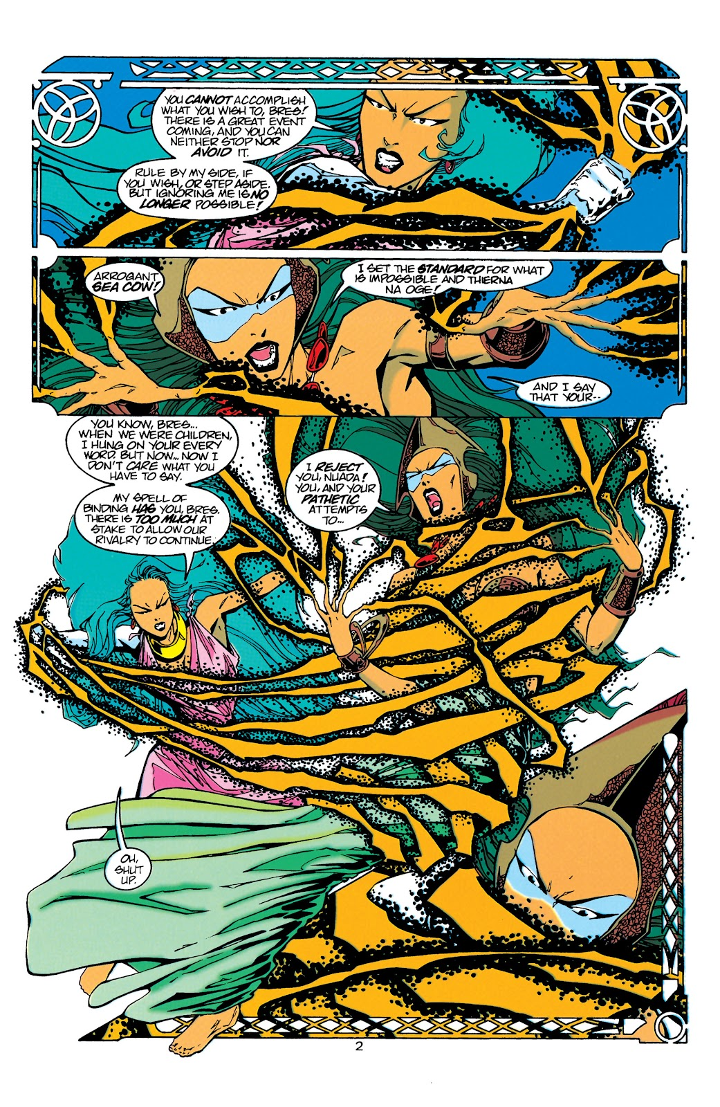 Aquaman (1994) Issue #21 #27 - English 3