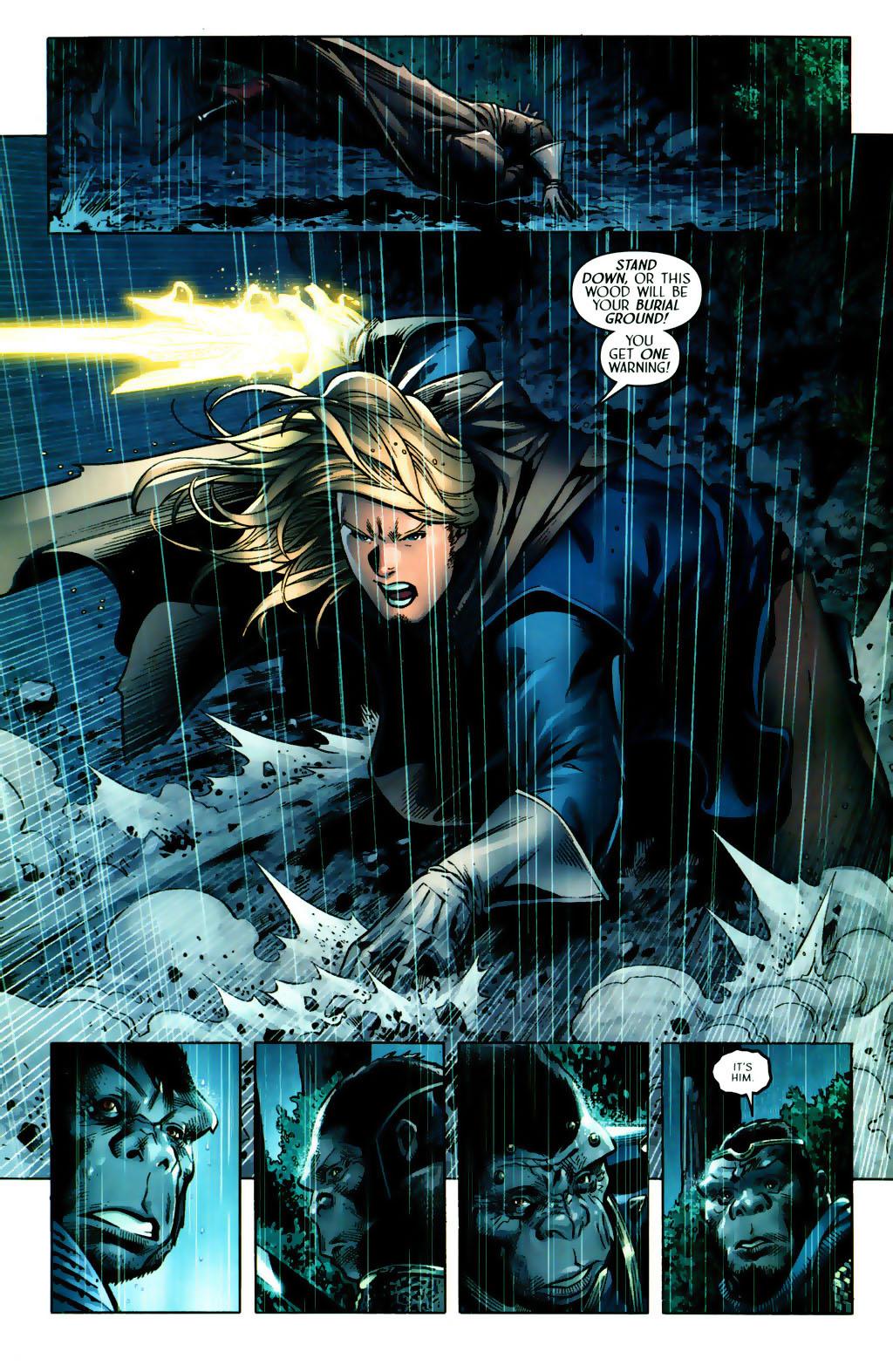 Read online Scion comic -  Issue #38 - 5