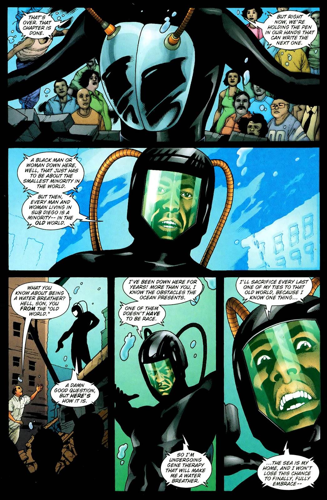Aquaman (2003) Issue #33 #33 - English 10