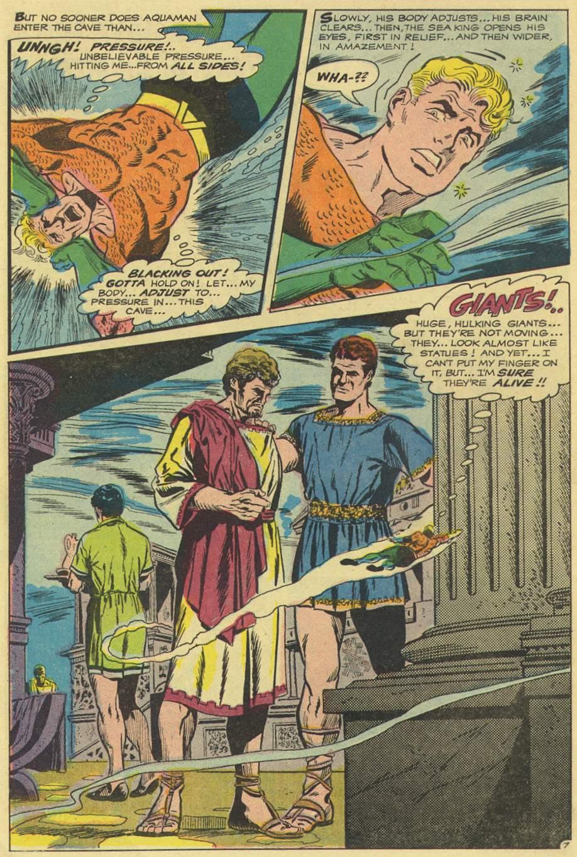 Read online Aquaman (1962) comic -  Issue #43 - 10