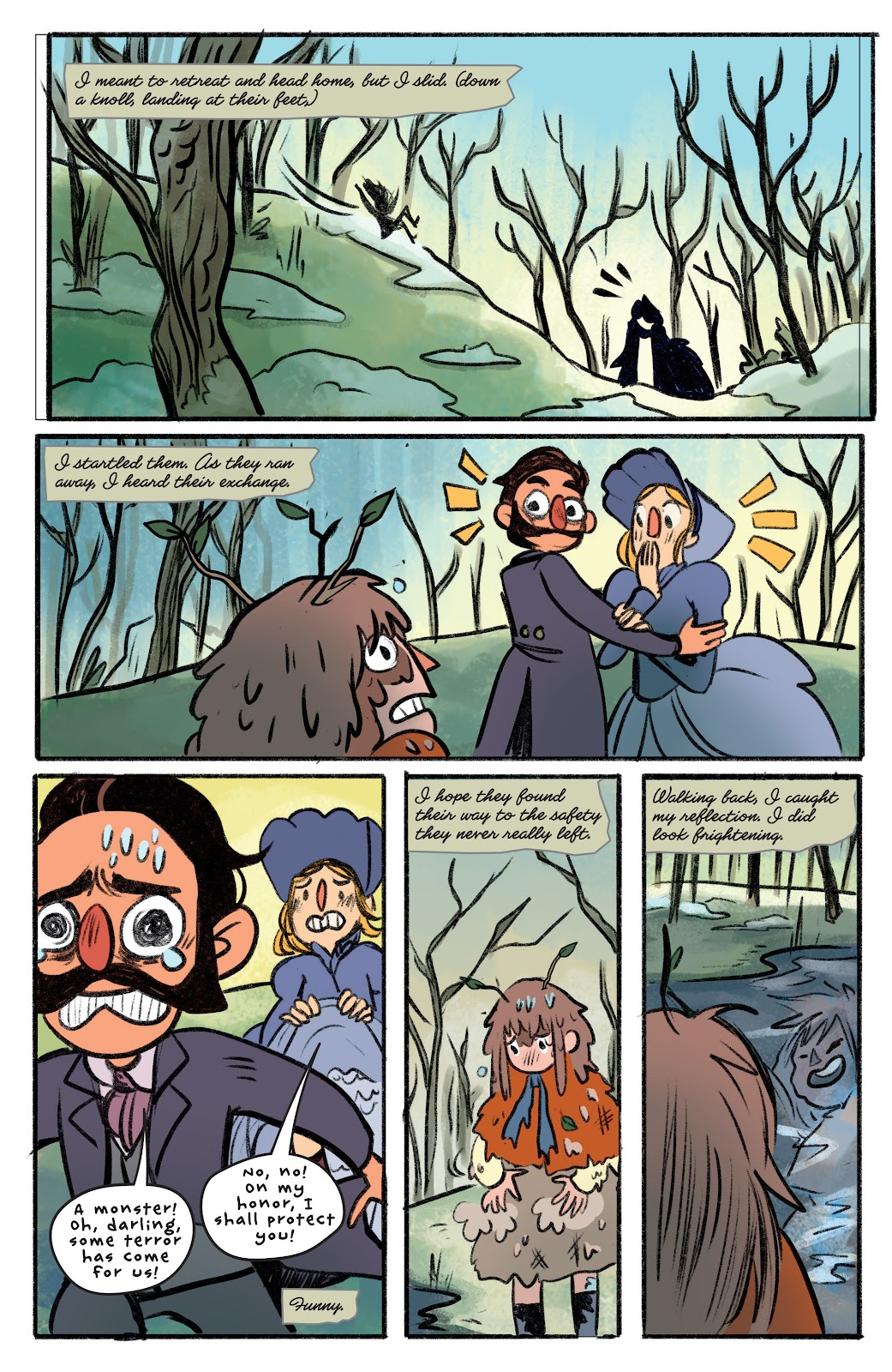 Over the Garden Wall (2016) Issue #2 #2 - English 22