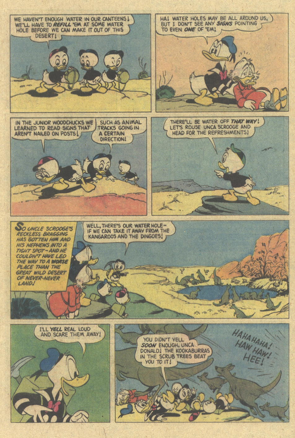 Uncle Scrooge (1953) Issue #148 #148 - English 9