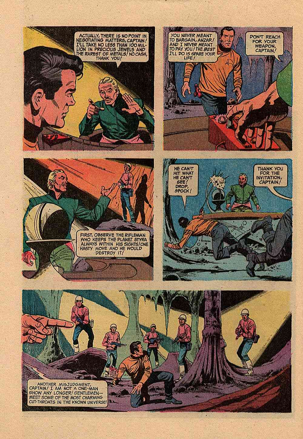 Star Trek (1967) Issue #18 #18 - English 18