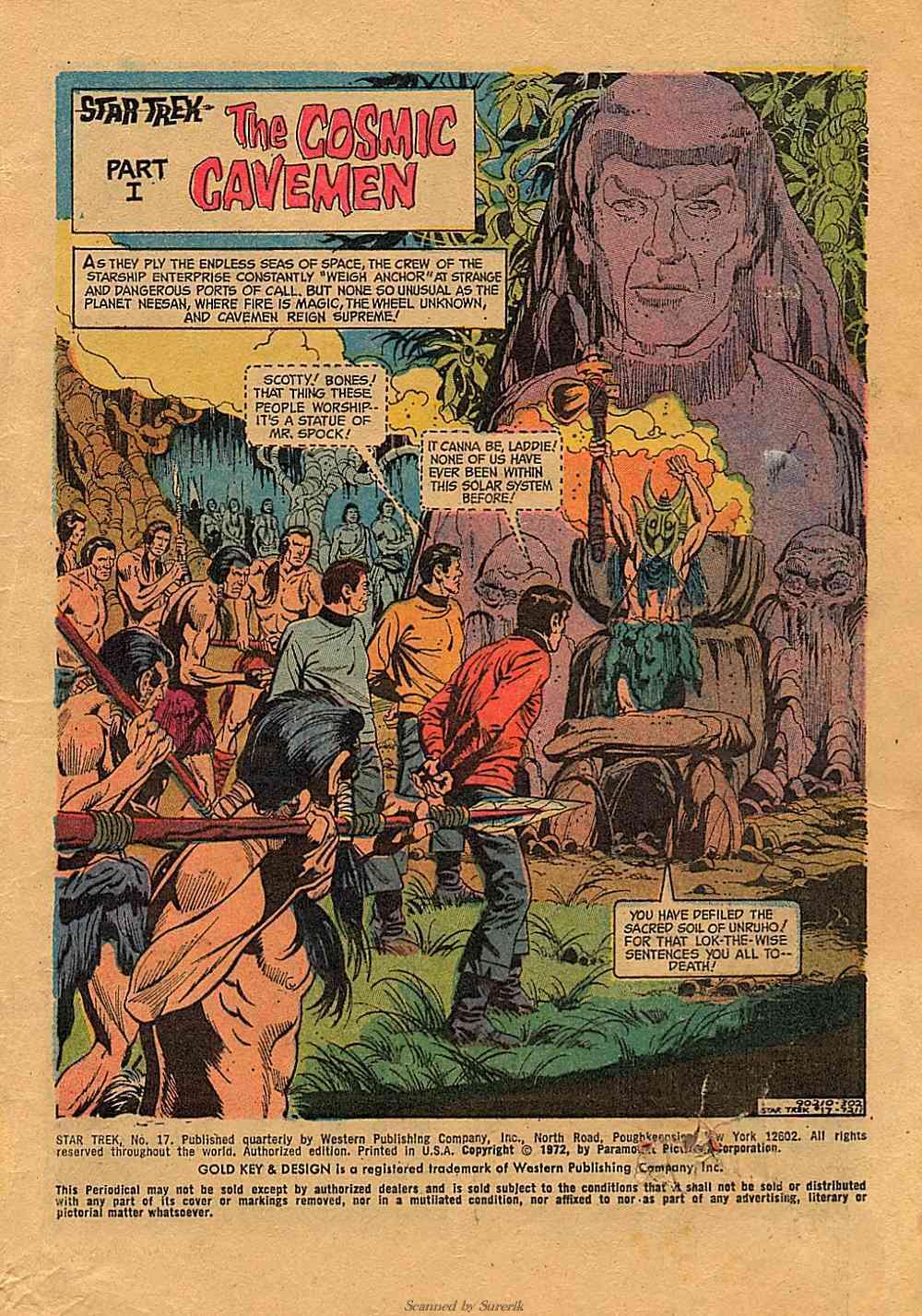 Star Trek (1967) Issue #17 #17 - English 2